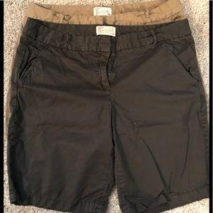Jcrew Bermuda shorts - 2 pairs